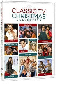 CLASSIC TV CHRISTMAS COLLECTION (dvd review)