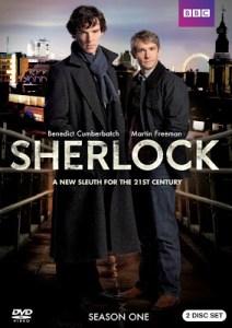 SHERLOCK: SEASON ONE (dvd review)