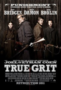 TRUE GRIT (review)