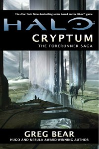 GREG BEAR Launches New HALO Trilogy With HALO: CRYPTUM