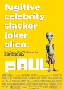 Attention BOSTON Geeks!  We're Giving Away Tickets to PAUL Starring Simon Pegg and Nick Frost!!!