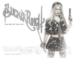 SUCKER PUNCH: THE ART OF THE FILM Gets A Limited Edition That Will Leave You Gasping!