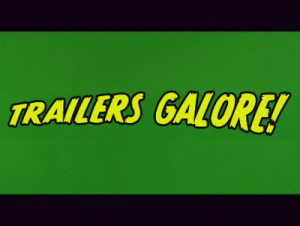Trailers Galore! SUPER BOWL Commercials