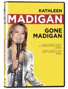 Kathleen Madigan: Gone Madigan (dvd review)