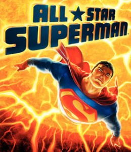 CONTEST!  Win an ALL-STAR SUPERMAN Prize Pack!