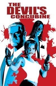 IDW announces the release of THE DEVIL'S CONCUBINE!