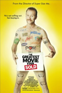 MORGAN SPURLOCK Sells Out With THE GREATEST MOVIE EVER SOLD