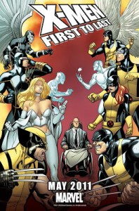 Learn Your Adverbs – X-MEN: FIRST TO LAST