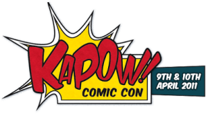 KaPow! Comic Con goes for the records!  SUPERIOR!
