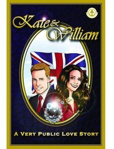 Kate and William come to Comics — Chaos Ensues!