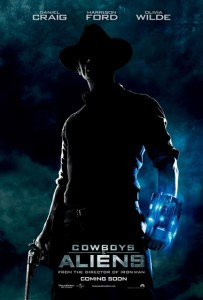 New COWBOYS & ALIENS Trailer