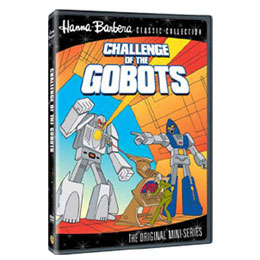 CHALLENGE OF THE GOBOTS Gets Re-Mastered For WARNER ARCHIVE Release!
