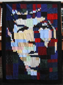THE GEEK QUILT: Wrap Yourself Up In Your Obsessive Love…All Night Long