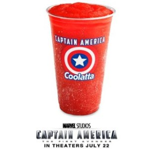 CAPTAIN AMERICA Coolata Commercial Is Better Than THOR