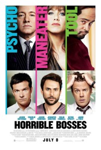 Attention PROVIDENCE and BOSTON Cinegeeks!  We're Giving Away Tickets to HORRIBLE BOSSES!