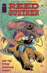 REED GUNTHER — all-ages Western fun from Image Comics — moseys into your Comic Shop today!