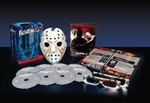 Sssh Shhh Shhh Haa Haa Haa: FRIDAY THE 13TH Series Arrives In New Box Set
