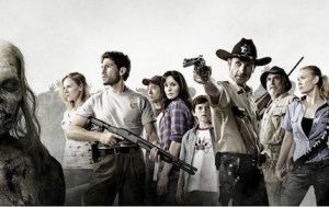THE WALKING DEAD Arrive At Comic-Con