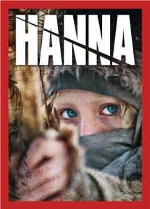 HANNA Is Coming To DVD/BLU-RAY