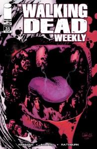 Sneak Peak: THE WALKING DEAD WEEKLY #35