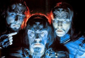 Incredibly Rumory Rumor — Klingons Main Foe In New STAR TREK 2
