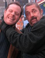 Kane Hodder Returns to Times Square…