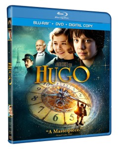 HUGO Arrives on DVD, Blu-ray and 3D Blu-ray on February 28th