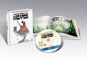 Ralph Bakshi's WIZARDS Comes To Blu-Ray