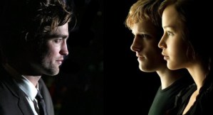 Is ROBERT PATTINSON Signing Up For THE HUNGER GAMES?