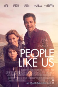 PEOPLE LIKE US (review)