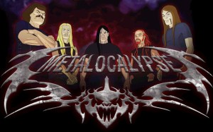 MUSIC NEWS: <br>Details Announced For METALOCALYPSE: DETHKLOK DETHALBUM III
