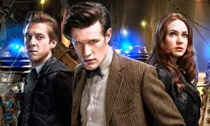 PREPARE FOR THE DR. WHO SEASON 7 PREMIERE This Saturday With the Prequel Web-Series 'Pond Life'