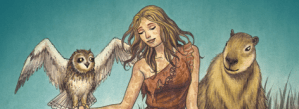 COMIC NEWS: IMAGE Announces Jonathan Luna's STAR BRIGHT AND THE LOOKING GLASS