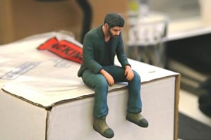 FEELING DEPRESSED? Share Your Pain With Your Very Own Sad Keanu Figure