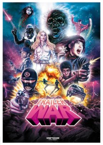 DVD/Blu-ray News: <br>There's a TRAILER WAR A-Coming….