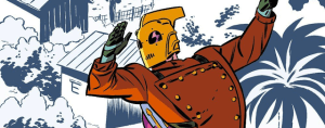 Comic News: THE ROCKETEER Goes To Hollywood