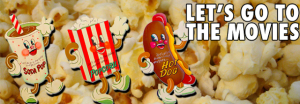 Let's Go To The Movies!: SANTA CLAUS