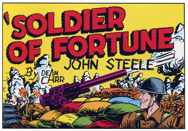 Image result for timely comics john steele