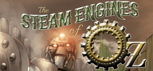 FOG! Exclusive First Look!: <br>Arcana Comics' STEAM ENGINES OF OZ