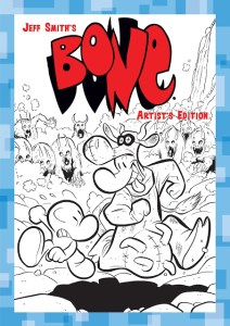 IDW Announces Jeff Smith's BONE Artist's Edition
