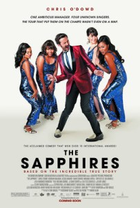 THE SAPPHIRES (review)