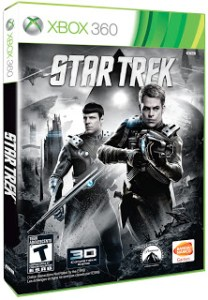 STAR TREK: THE VIDEO GAME (Xbox 360 game review)