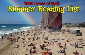 2013 Forces of Geek SUMMER READING LIST