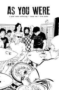 As You Were: A Punk Comix Anthology #1 (review)