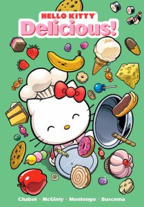 Stephanie Buscema Discusses 'HELLO KITTY DELICIOUS!'