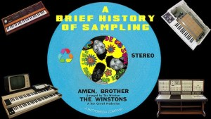 A BRIEF HISTORY OF MUSIC SAMPLING