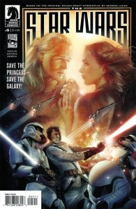THE STAR WARS #5 (review)
