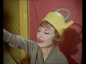 Is That A Tea Pot On Your Head Or Has My Mother's Little Helpers Kicked In? Bizarre Hat Fashions With A Kitchen Theme