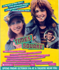 THROWBACK THURSDAY: Times Square…A Little Punk Movie That Changed My Life