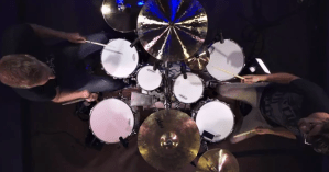 WTF FRIDAY (THE MUSIC EDITION): The Freshest Drum Cover In the World